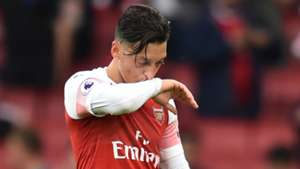 Mesut Ozil Arsenal 2018-19