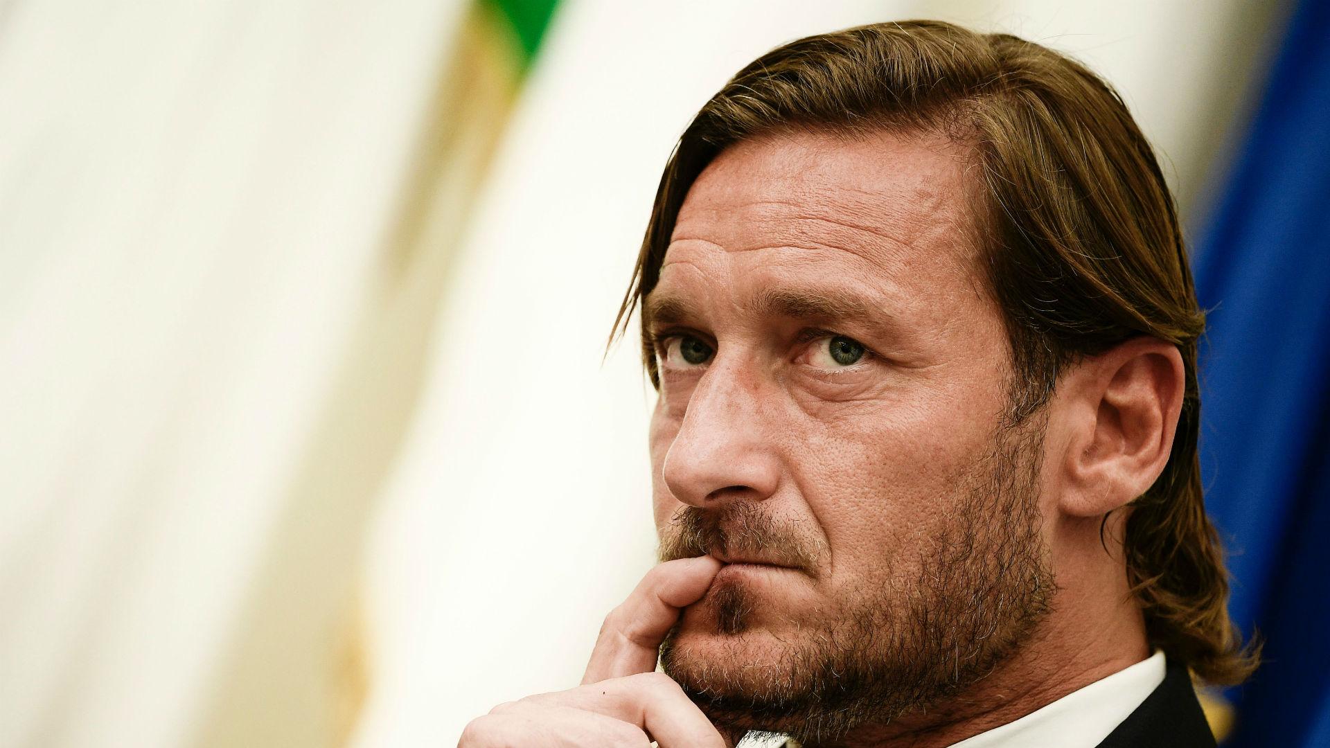 Totti in Nazionale Calcio a 5? Il presidente Montemurro lo tenta