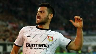 Kevin Volland Bayer Leverkusen 2018-19