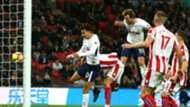 Harry Kane Tottenham Stoke 091217