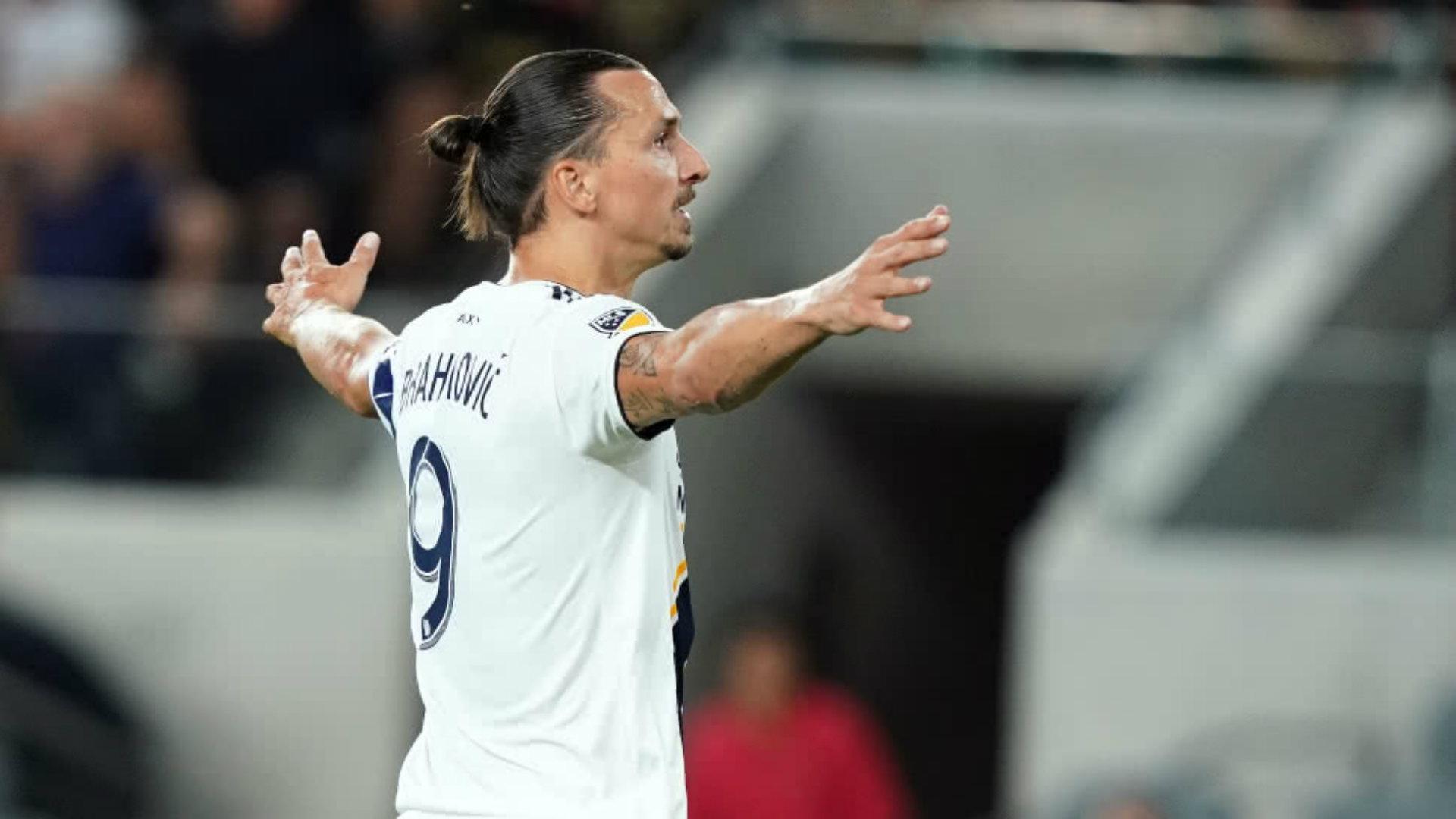 Le club où Zlatan veut finir sa carrière — MERCATO