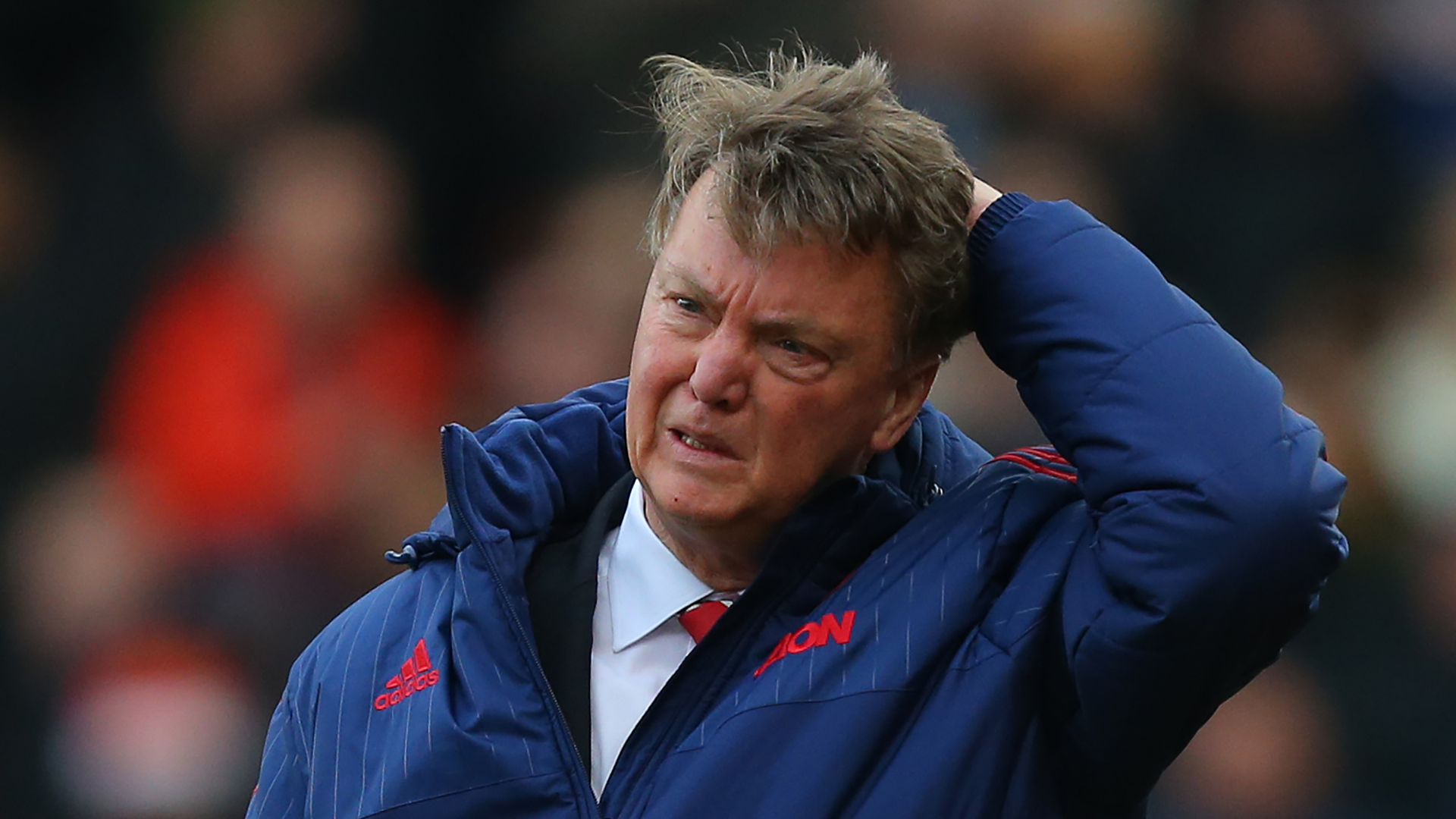 Van Gaal slams Man Utd's transfer strategy: A turnover of £600m and can't buy the players you need!