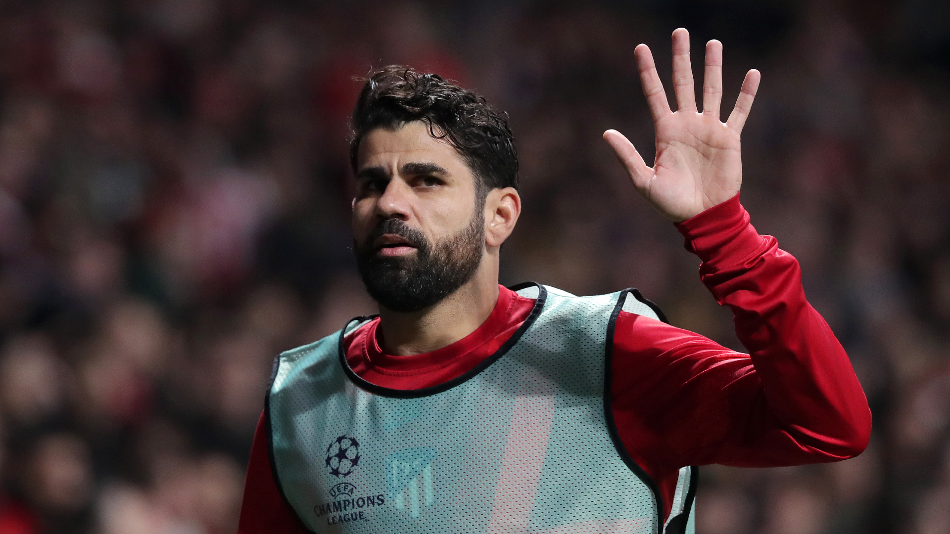 Diego Costa reaches verbal agreement to sign with Atletico Mineiro