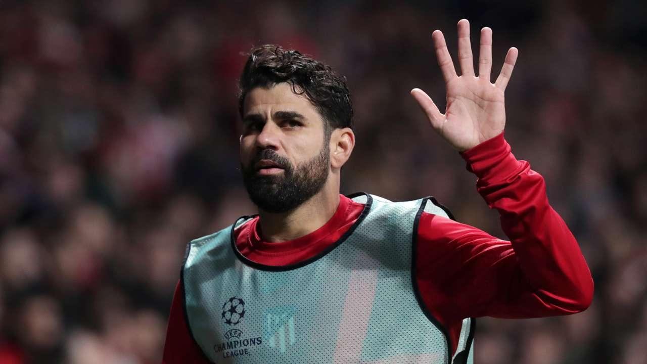 Diego Costa Atletico Madrid 2020