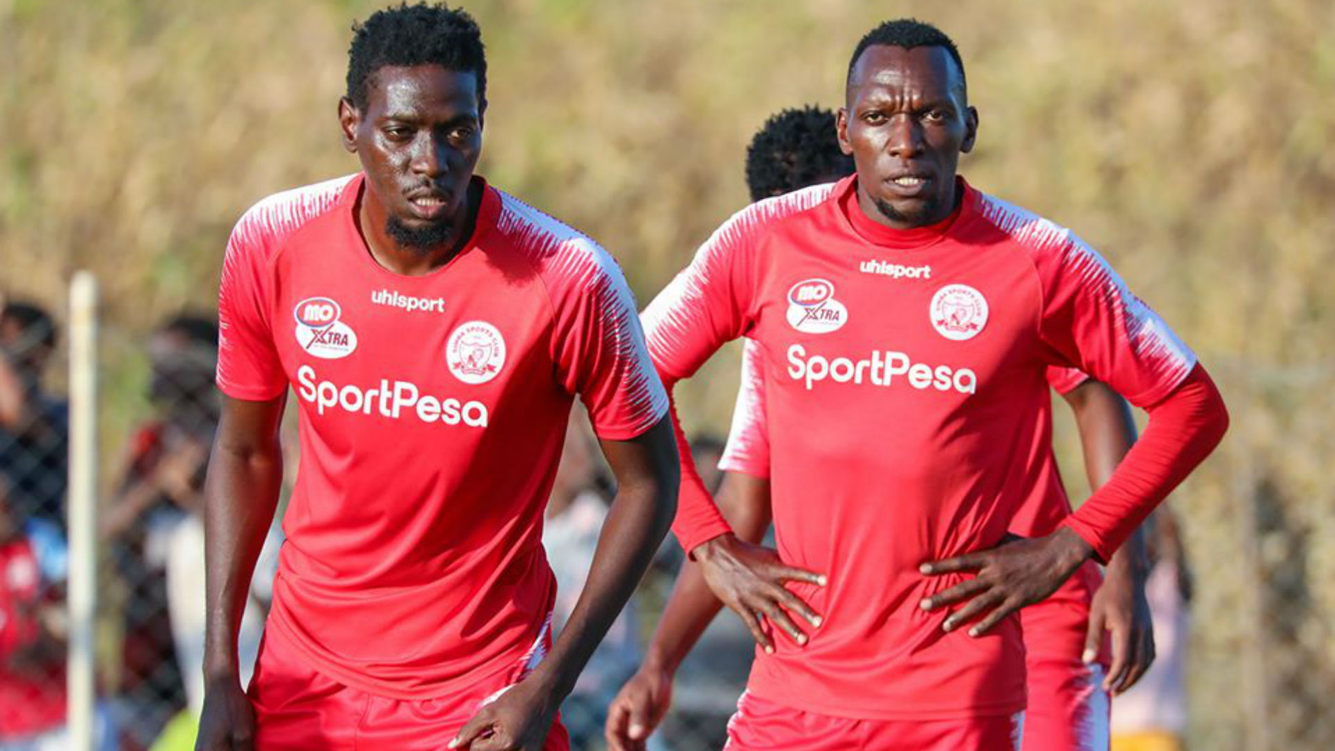 'Why I prefer Bocco ahead of Kagere in Simba SC attack' - Vandenbroeck