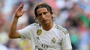 Luka Modric Real Madrid 2019-20