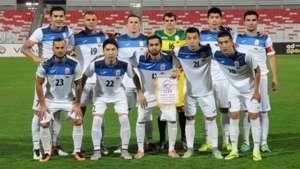 Kyrgyz Republic football team