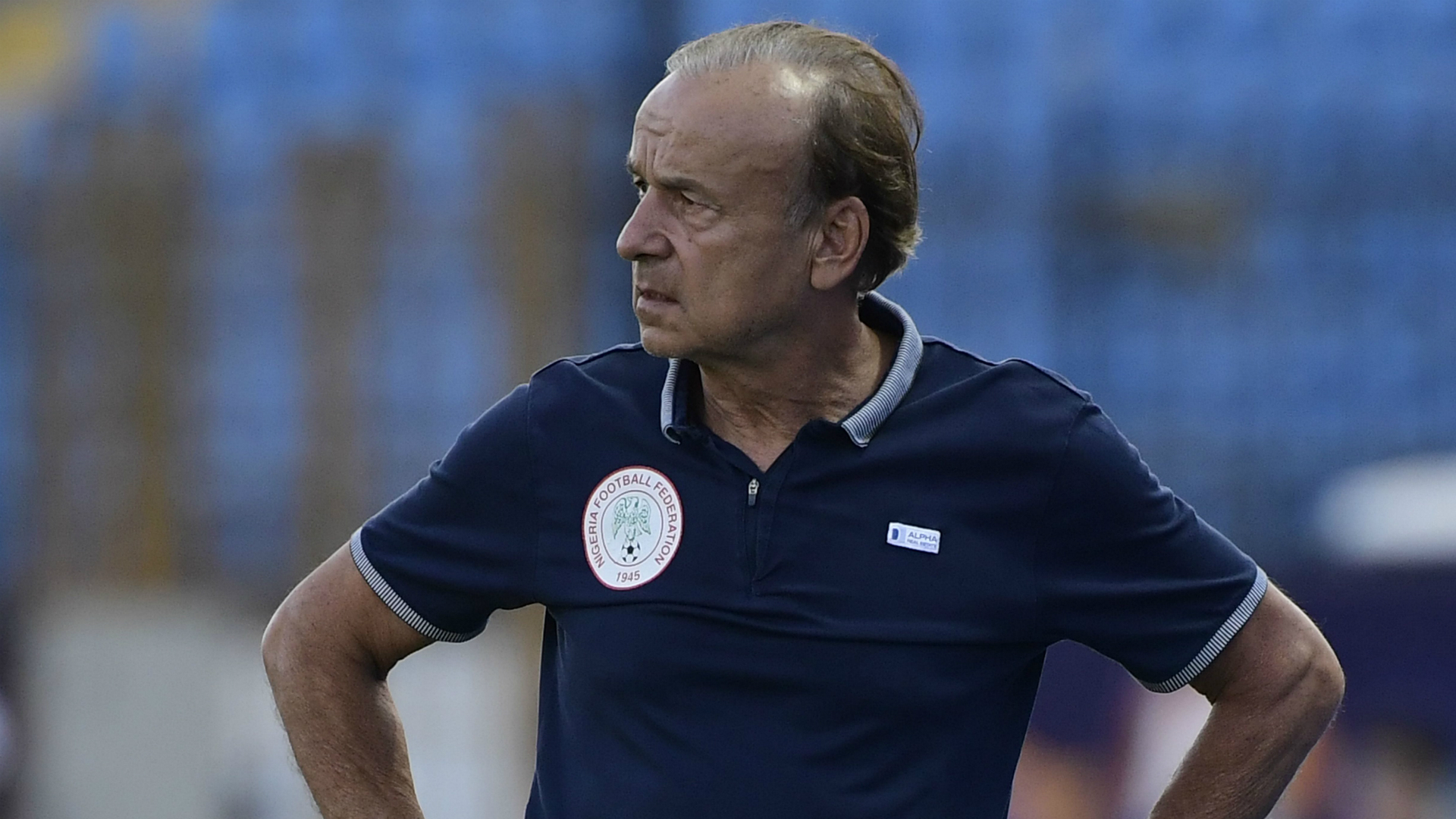 NFF can terminate Rohr's contract if he fails to meet targets - Sports Minister