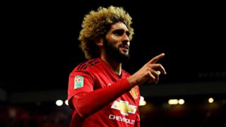 Marouane Fellaini Manchester United 2018-19