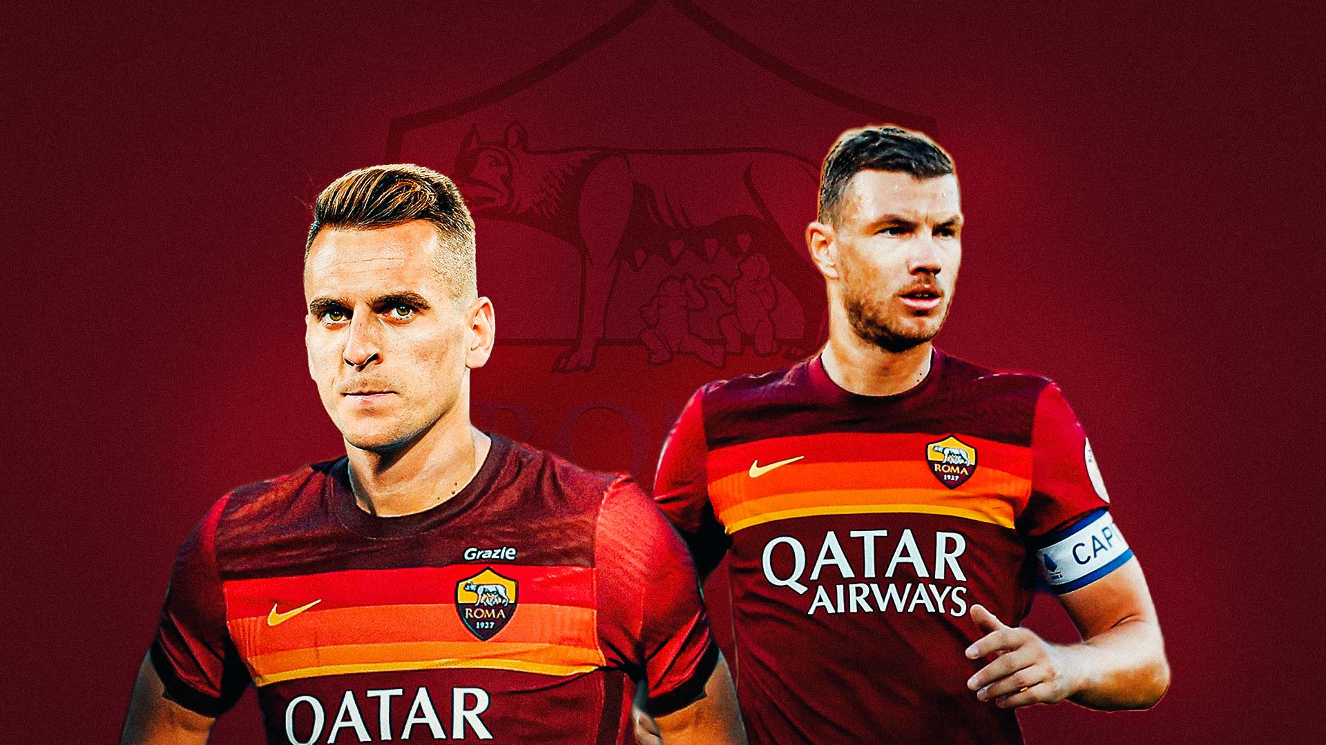 Calciomercato, Milik alla Roma e Dzeko alla Juventus | Le ultime
