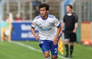 Nick Taitague Schalke 08082017