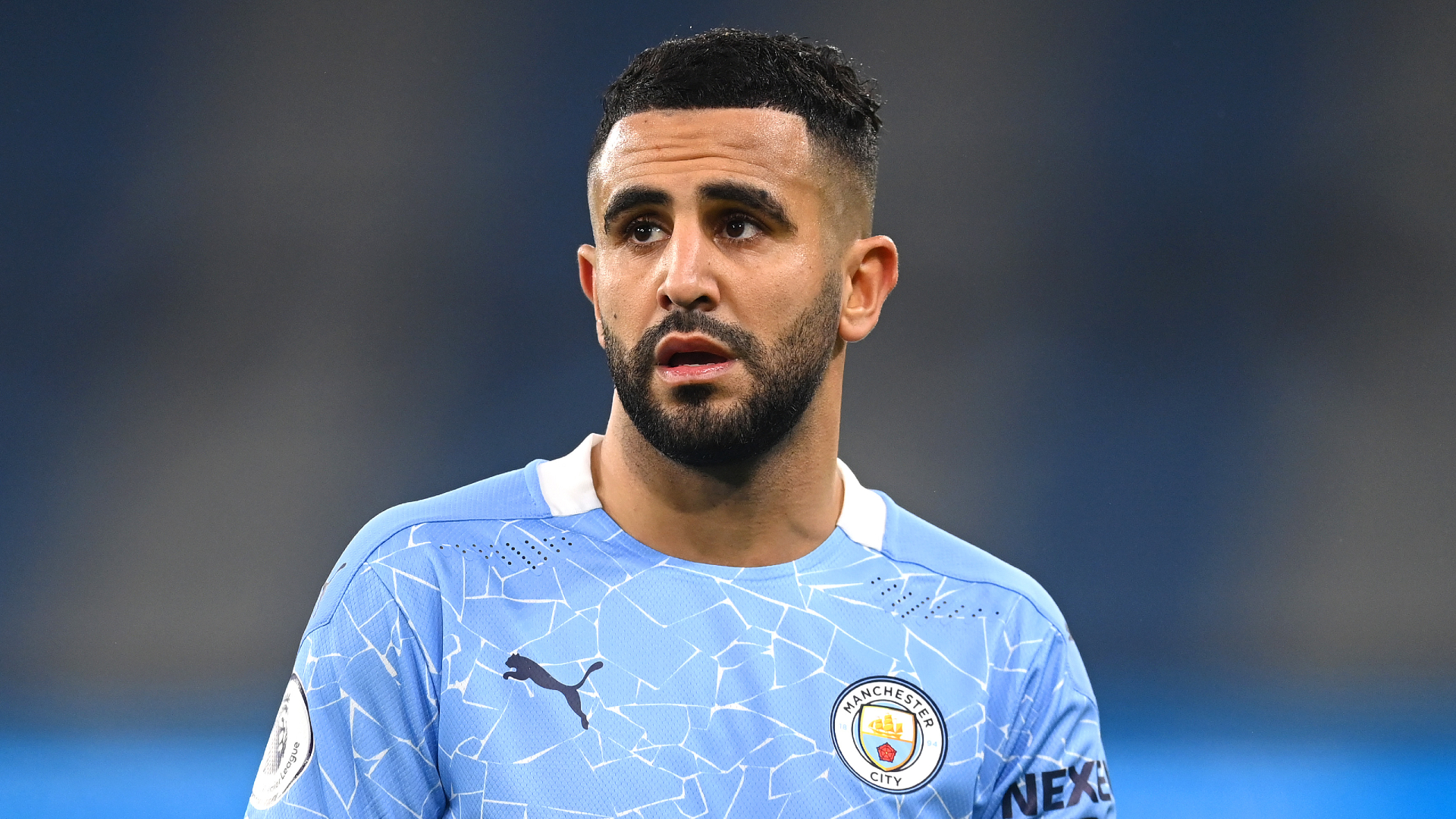'I don't see higher than Man City' - Mahrez stresses commitment as he pursues Etihad goals