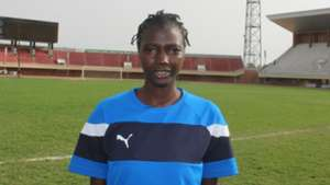 Penda Bah of Gambia women