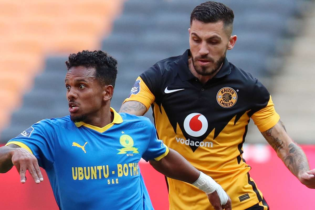Only Amazulu Fc And Kaizer Chiefs Can Stop Mamelodi Sundowns Twitter Reacts To Orlando Pirates Humiliation Goal Com