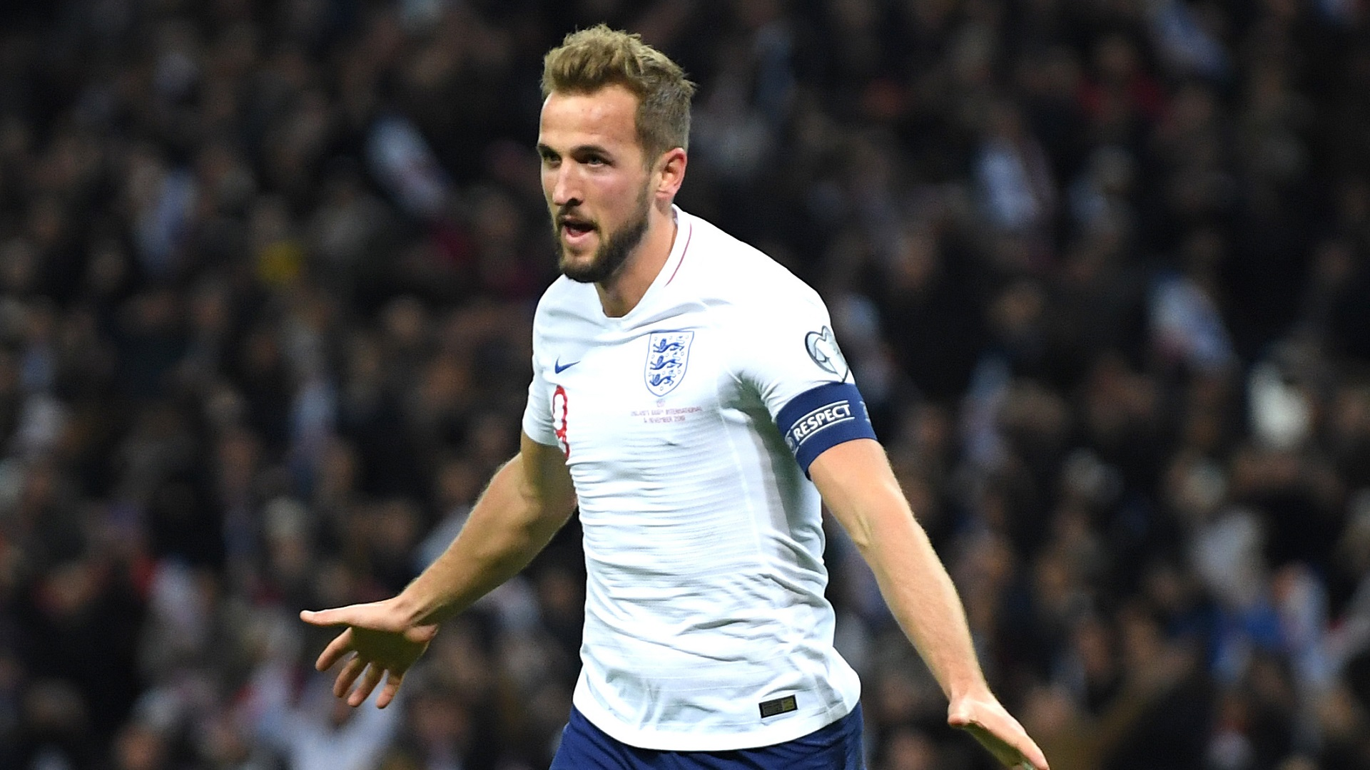 Kane scores again as England beats Kosovo