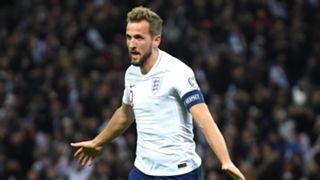 Harry Kane England Montenegro 2019