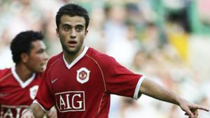 Giuseppe Rossi Man United