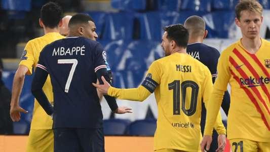 """Face à Messi et Ronaldo, Mbappé se convainc être """"LE MEILLEUR""""   Goal.com"""