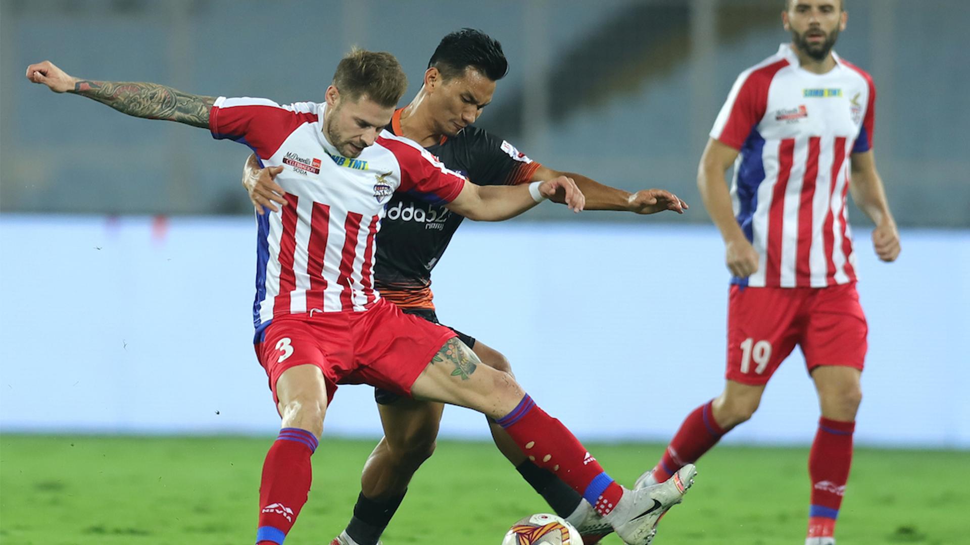 Impressive ATK down FC Goa in top-of-the-table clash