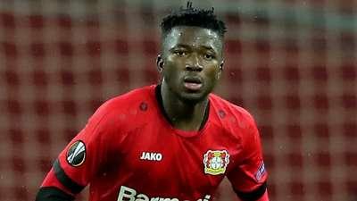 Edmond Tapsoba Bayer Leverkusen 2019-20