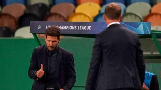 RB Leipzig schlägt Atletico Madrid: Julian Nagelsmann gibt Hinweis auf unsportliches Verhalten von Diego Simeone   Goal.com