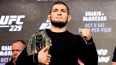 Khabib Nurmagomedov UFC 229