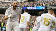 Real Madrid v Atletico Madrid 02012020