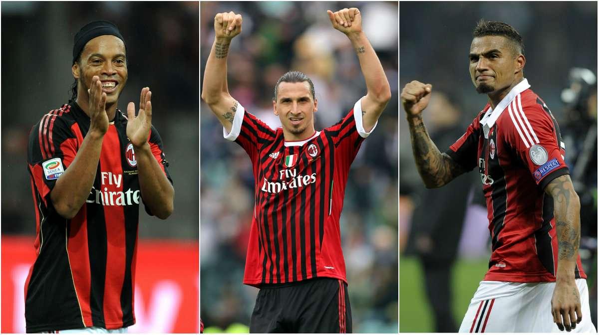 GFX Ac Mailand Top-Scorer