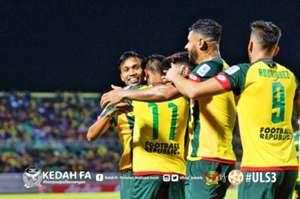 Kedah, Malaysia Super League, 16022019