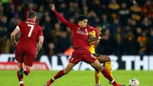 Ki-Jana Hoever Liverpool Wolves 2018/19