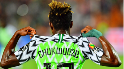 Samuel Chukwueze Nigeria 2019
