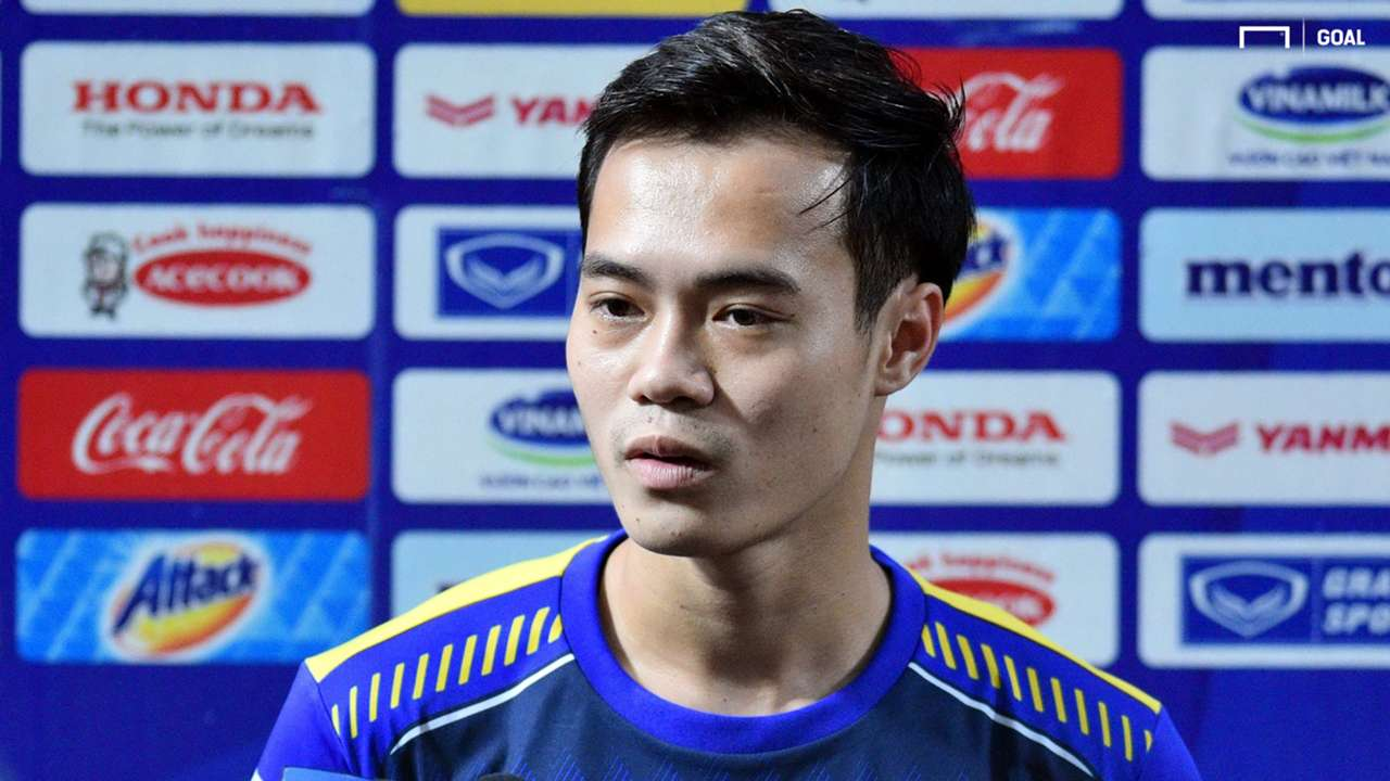 Nguyen Van Toan - Vietnam National Football Team - Training Session 28 August 2019