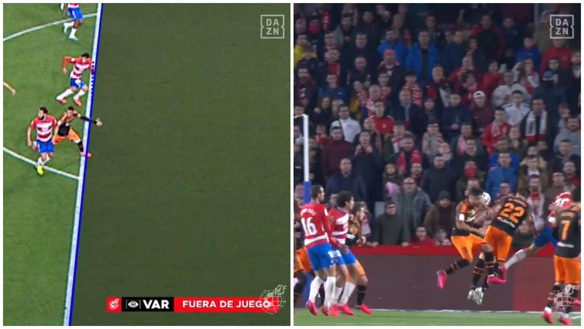 Modificado el horario del Valencia-Atlético