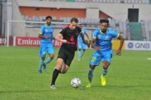 Abahani Ltd vs Minerva Punjab AFC Cup