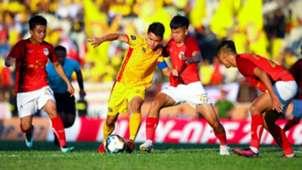 Hoang Dinh Tung   Pho Hien FC vs Thanh Hoa   Play-off 2019