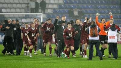 Rubin Kazan Championship Celebration 2008