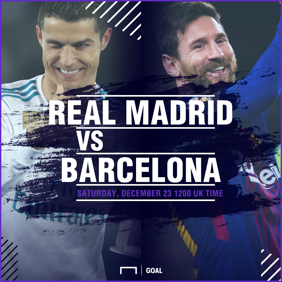 Real v Barcelona PS
