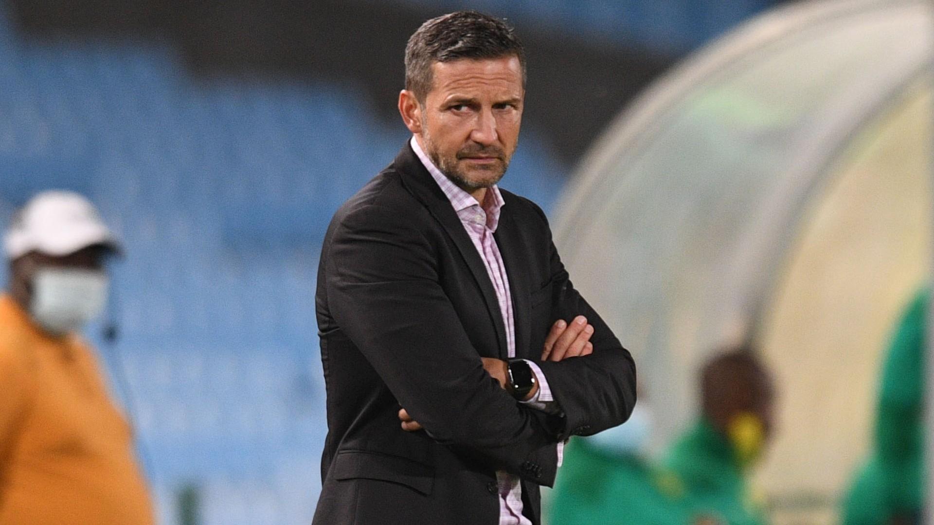 Orlando Pirates coach Zinnbauer breaks silence on Ncikazi appointment