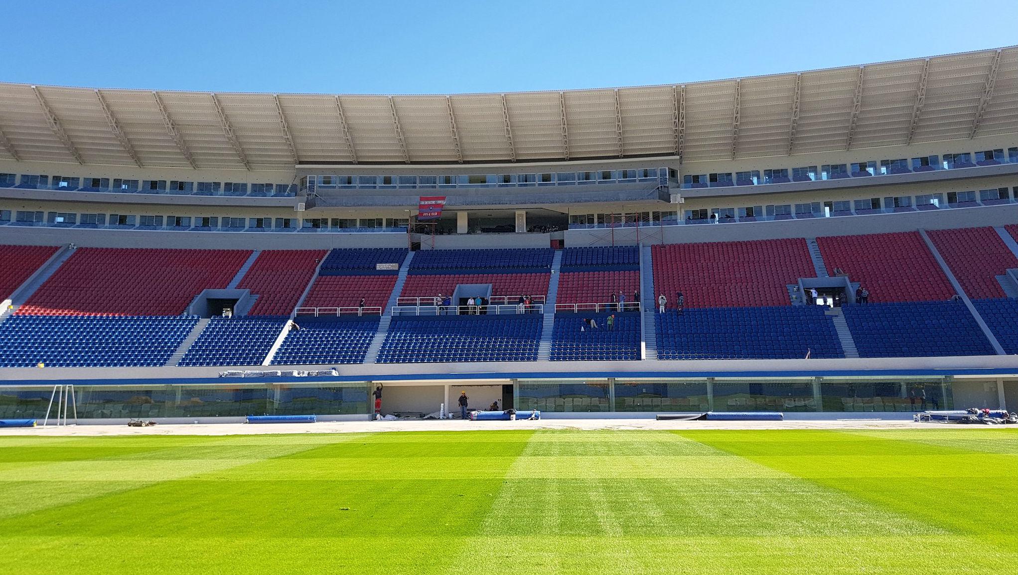 Independiente del Valle arribó a Asunción