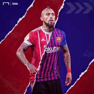 Vidal Barcelona Bayern