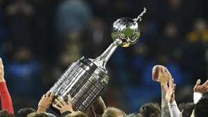 Así fue el sorteo de los octavos de final de la Copa Libertadores 2019