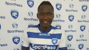 AFC Leopards sign Ghanaian striker Boke