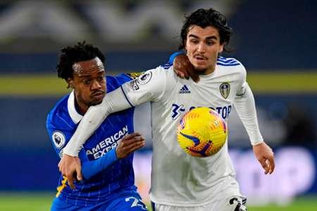 Tau helps Brighton & Hove Albion end nine-game Premier League winless streak