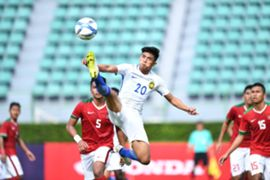 Syafiq Ahmad, Malaysia U23, 2018 AFC U23 Championship qualifiers, 19072017