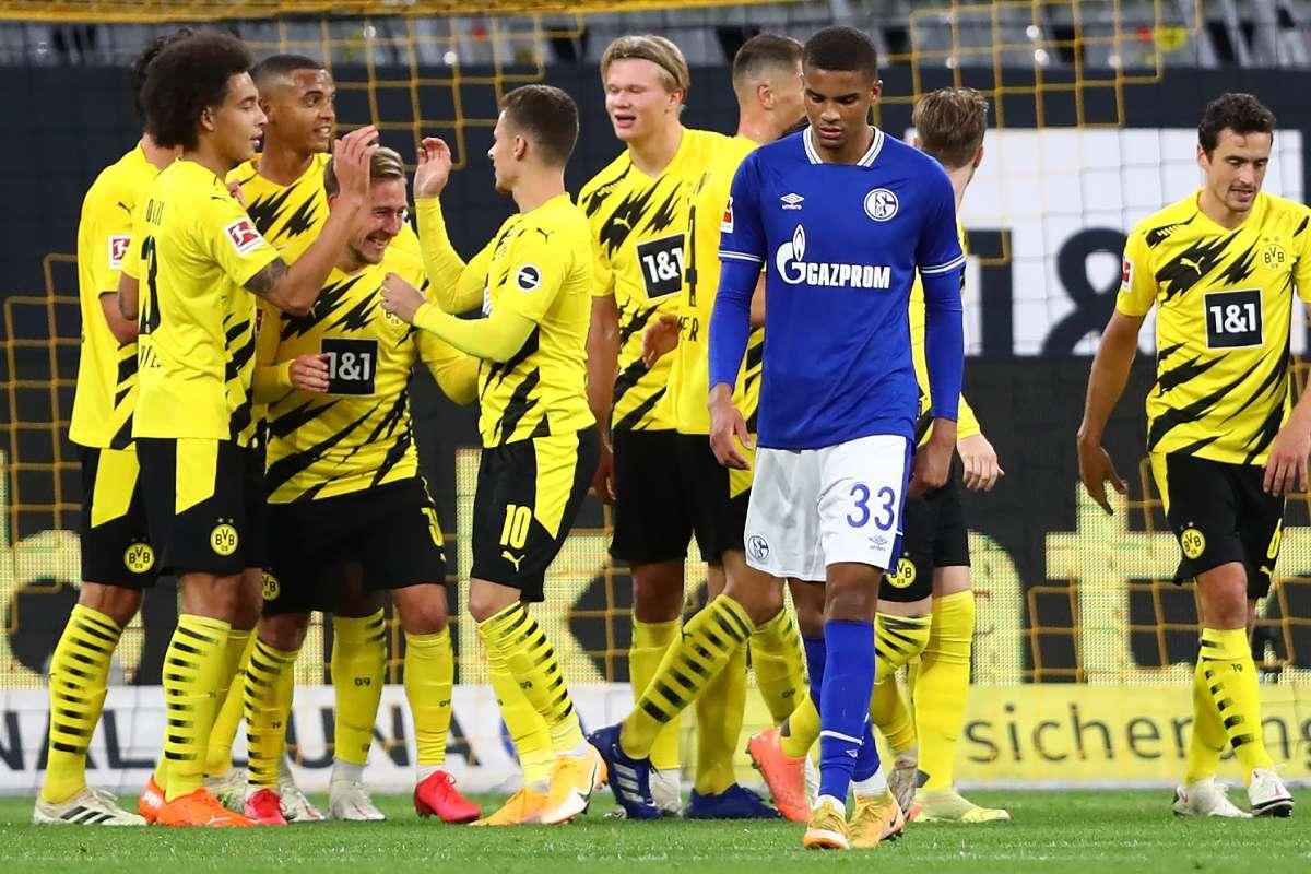 Revierderby zwischen Schalke 04 und dem BVB (Borussia Dortmund) live sehen:  Die Übertragung heute im TV und LIVE-STREAM