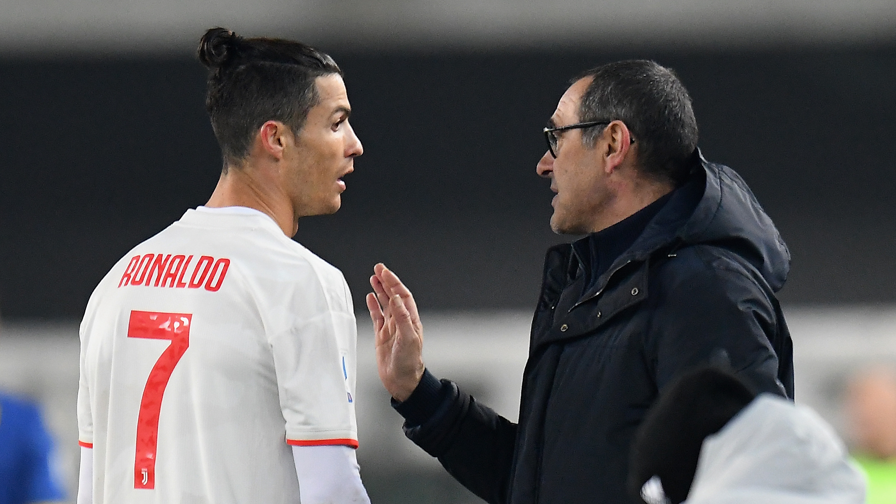 Juventus should give Ronaldo a 'gift' as he chases new milestones - Sarri
