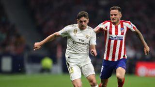 Federico Valverde Real Madrid 2019