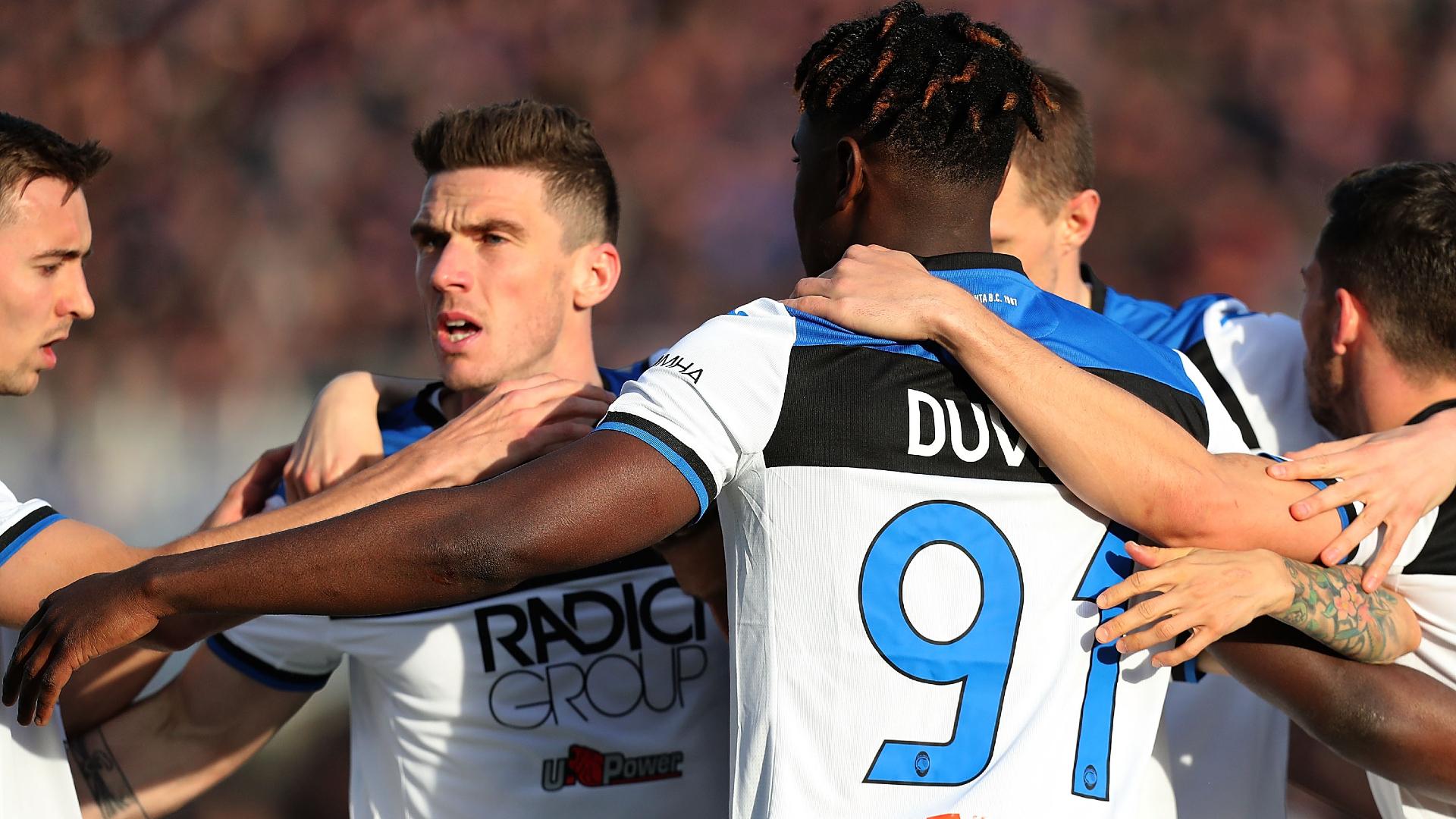 Review Serie A Italia Comeback Lawan Fiorentina Atalanta Aman Di Zona Liga Champions Goal Com