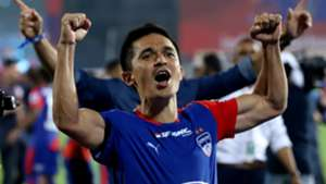 Sunil Chhetri Bengaluru FC Goa ISL final