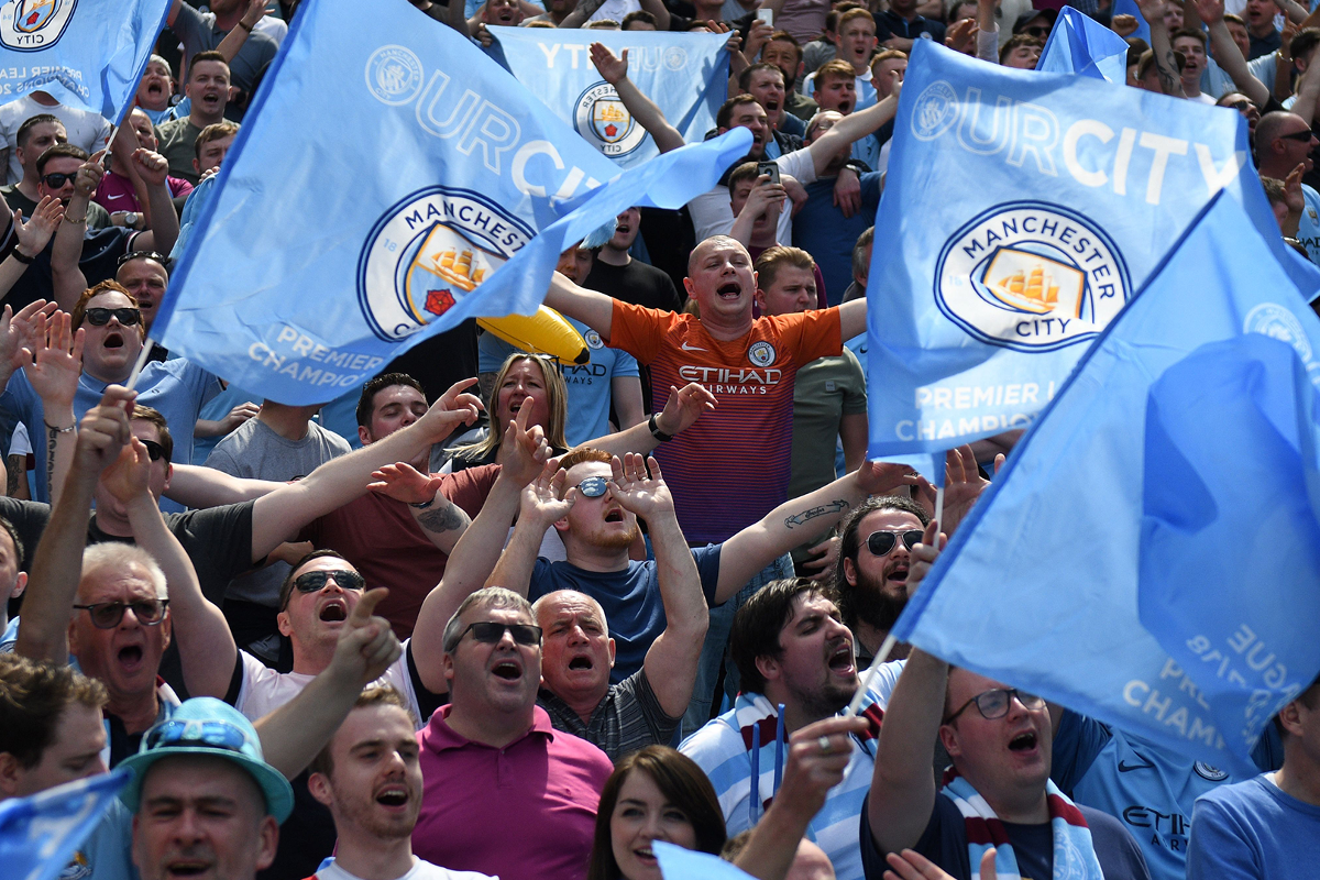 Explained: Why Manchester City fans boo the Champions League anthem |  Goal.com